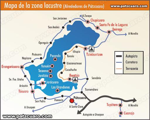 Lago de Patzcuaro/Lake Patzcuaro | ¡VidaMaz!