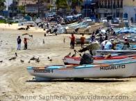 Fishing boats/pangas