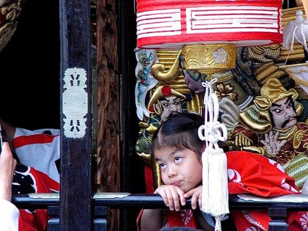 Photo by Hiroki Fuse Masuda, Danjiri Matsuri, Sumiyoshi