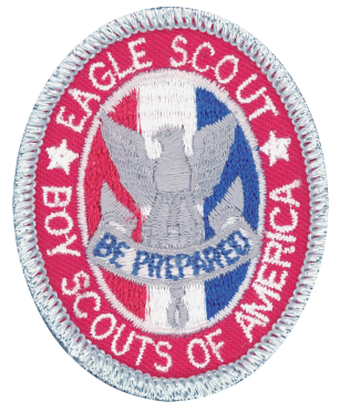 Eagle-Patch