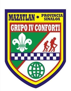 Scout Grupo 4 Emblem