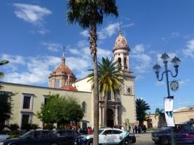 Church near our hotel