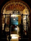 Door to the old convent hotel