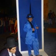 Help me with this one. El Negrito? El Músico?