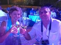 Gitta and Don Héctor