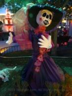 Katrina in the main plaza