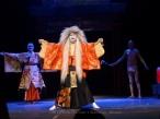 Kabuki's golden lion