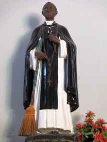 I liked this saint; not sure who he is?