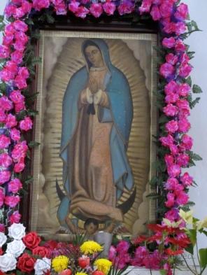 The Virgen