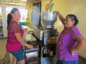 The tortilla factory ladies
