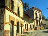 Entering Copala