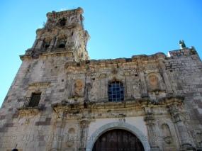 Church in Copala