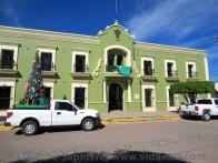The municipal palace