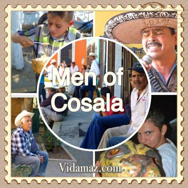 Men of Cosalá