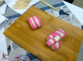 Local-made kamaboko!