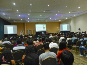 One of the conferences
