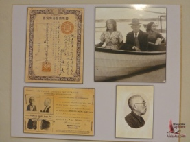 Japanese citizenship and Mexican immigration documents