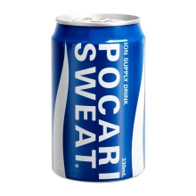 Pocari Sweat soda (Japan)