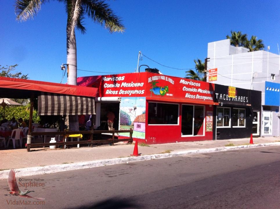 Restaurant Review Del Pueblo Y Para El Pueblo VidaMaz