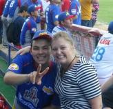 Dianne with El Yaqui