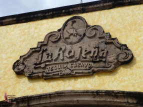 La Rojeña, the name of Cuervo's hacienda