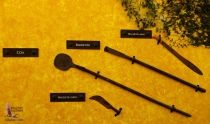 Names of the jimadores' tools