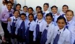 DIF's children's chorus