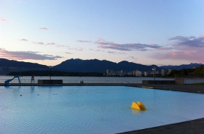 Kistilano Pool, Vancouver