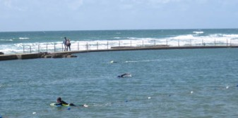 Sea Pool at Bude