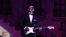 Jeff Scott as Buddy Holly in Playapalooza Mazatlán
