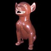 Xolo effigy