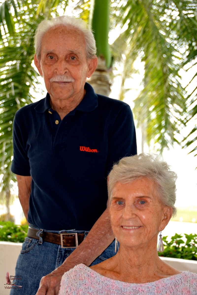 Jerry and Helen Lohman