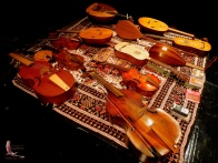 Gorgeous handcrafted instruments