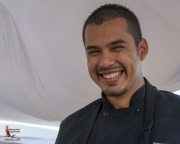 Chef Daniel Soto