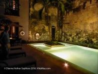 Inside the Hotel Ananda