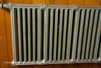 Radiators for heat