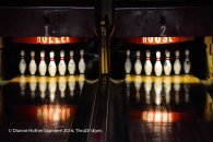 The two bowling lanes