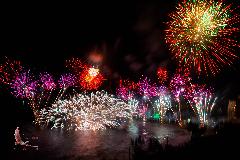 carnavál fireworks behind the scenes vidamaz