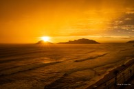 Sunset Mazatlán-style pre-Willa