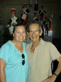Dianne and Maestro Rigo, 2010