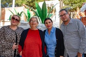 Adriana, Ana, Mariana, Carl Lewis