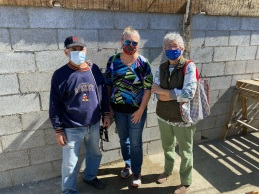 Rodolfo, Dianne, Yolanda